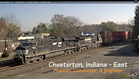 Chesterton, IN East (Riley's Railhouse)