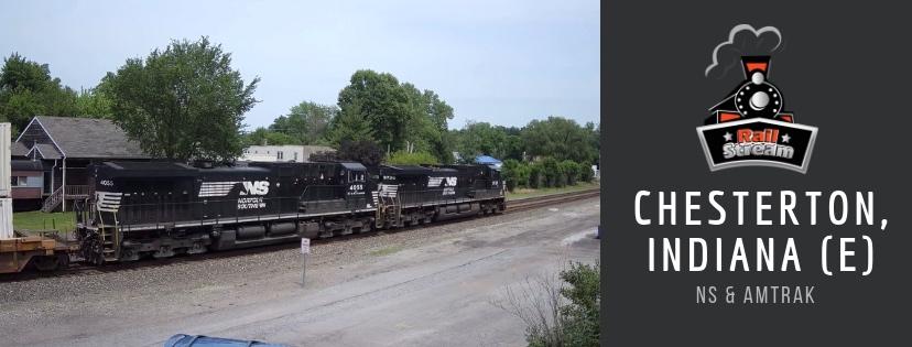 Chesterton, Indiana - EAST (Riley's Railhouse)