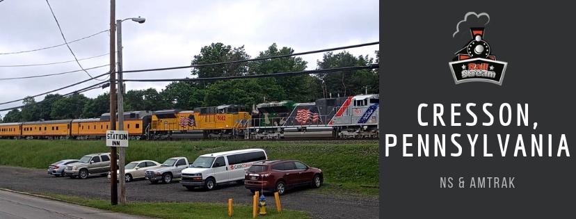 Cresson, Pennsylvania (The Station Inn)
