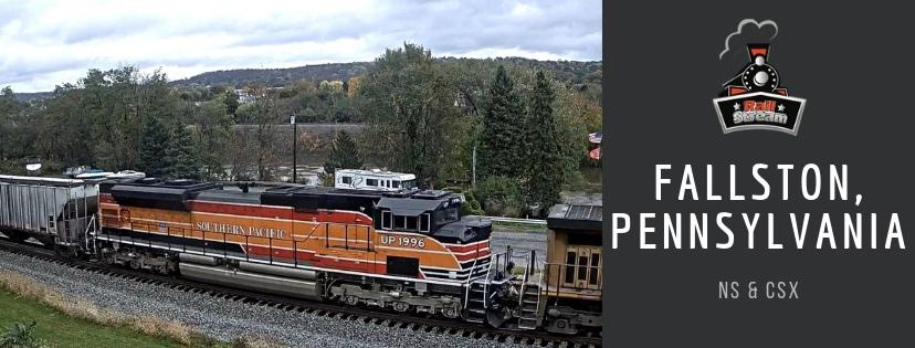 Fallston, Pennsylvania (Fallston Flagstop)