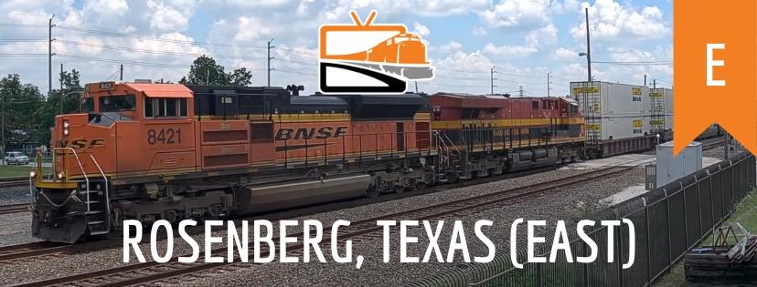 Rosenberg, Texas (East)