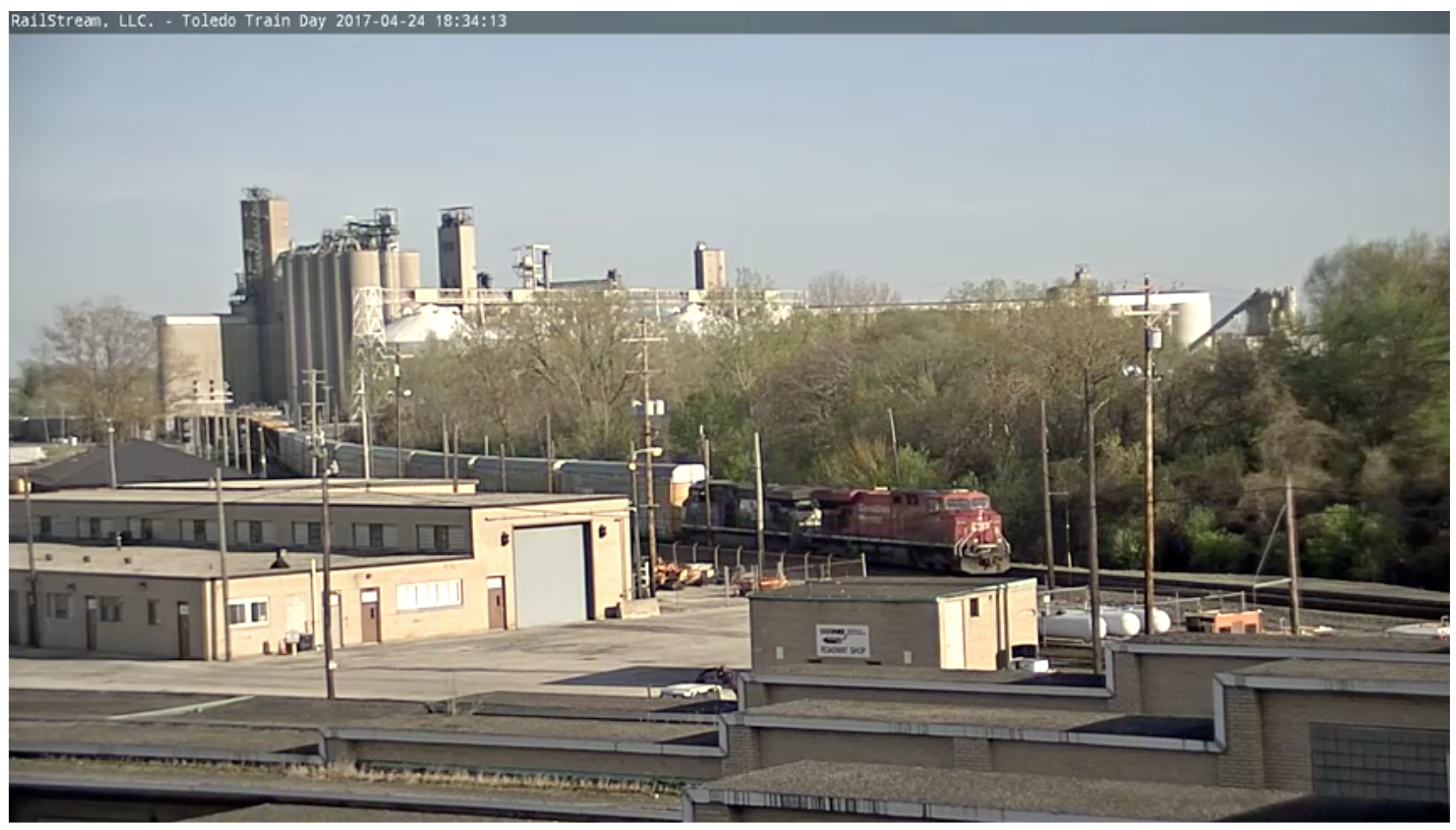 Toledo, OH Train Day