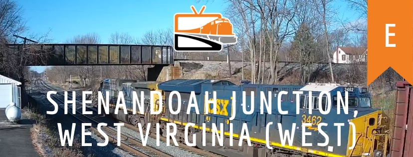 Shenandoah Junction, West Virginia (West)
